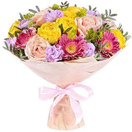 Заказ цветов на дом в москве