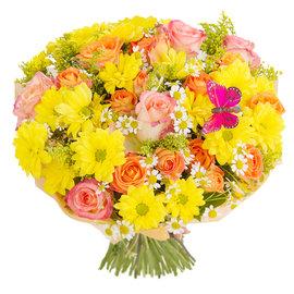 Заказ цветов из тайланда надо ли дарить букет на свадьбу