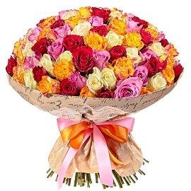 Букет из 40 см роз
