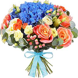 Букет из цветов