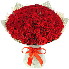101 Рубиновая Роза