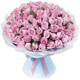 101 Лиловая Роза