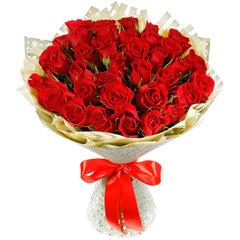 35 Рубиновых Роз