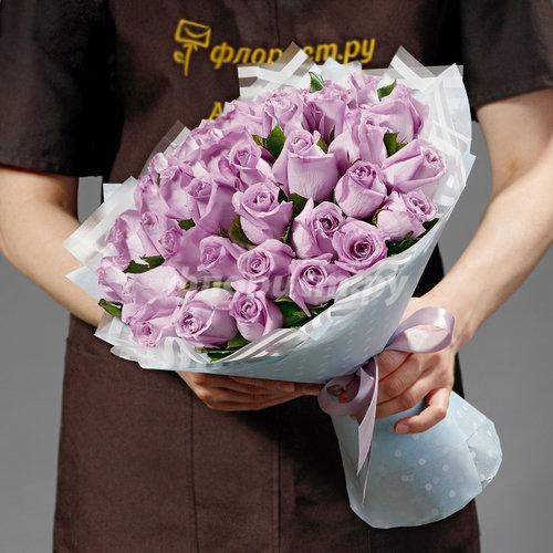 35 Лиловых Роз