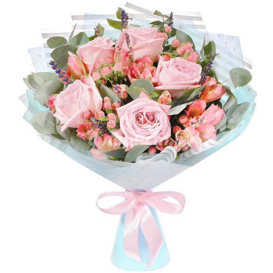 Розовый Коктейль