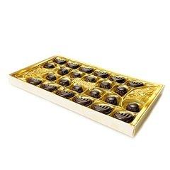 <h4>Коробка шоколадных конфет</h4><br/> <p>Коробка с шоколадными конфетами станет приятным дополнением к выбранному вами букету. Подарите любимым сладкое настроение!</p>
