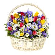 Корзина «Весна в Европе»