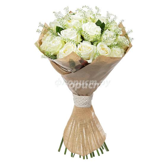 Элитные Белые Розы