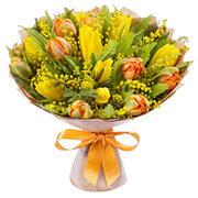 Мимоза и Тюльпаны