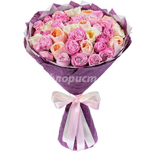 Букет из Французских Роз