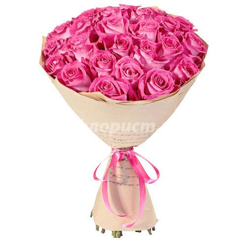 Элитные Розовые Розы