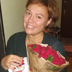 Букет из Красных Роз