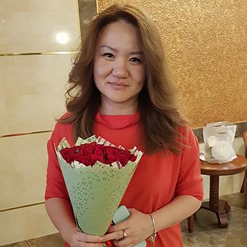 51 Рубиновая Роза