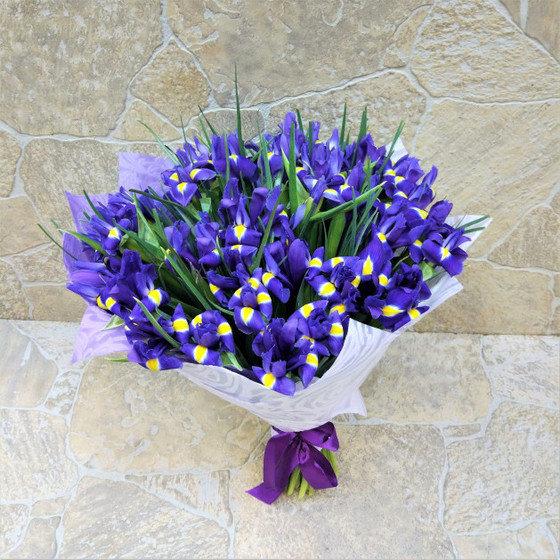 Лиловая весна (БК - 19056)