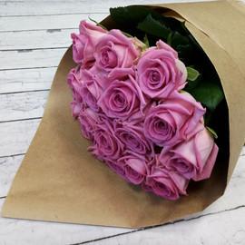 """Роза """"Аква"""" 60 см. 19 шт."""