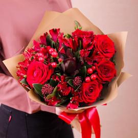 Букет «Ноты любви»