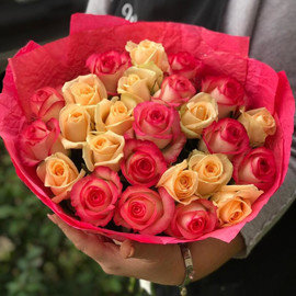 Микс роз для особенной