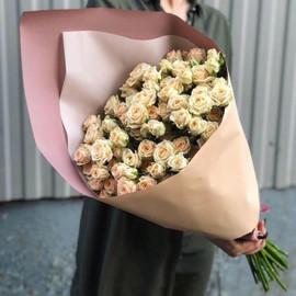 Букет из кустовых роз Яна
