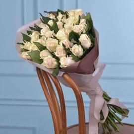 Роза талея 60 см, 25 шт. в крафте
