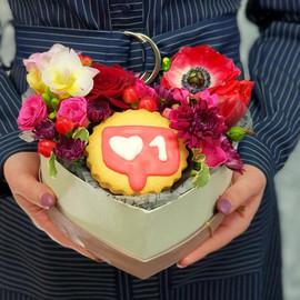 Счастливый Лайк для Валентинки