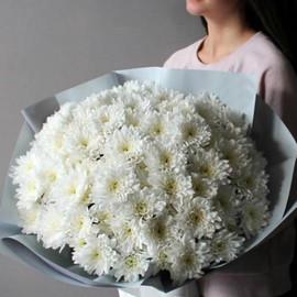Букет из хризантем 26