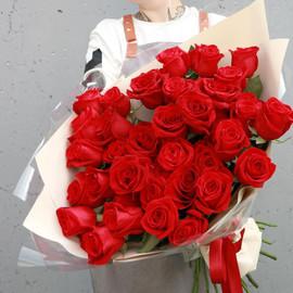 """Букет """"Красные розы 35"""""""