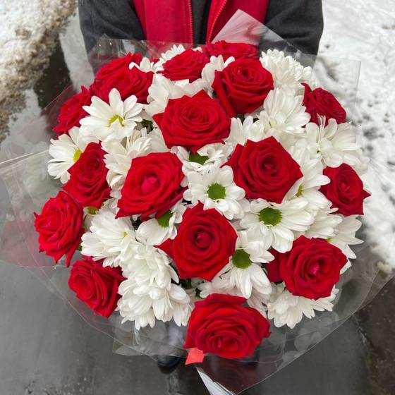 Букет «Красивая любовь»