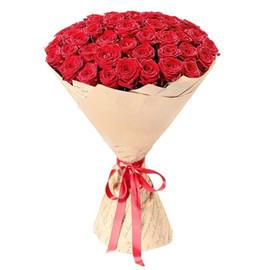 "Букет ""41 Красная Роза Ред наоми"""