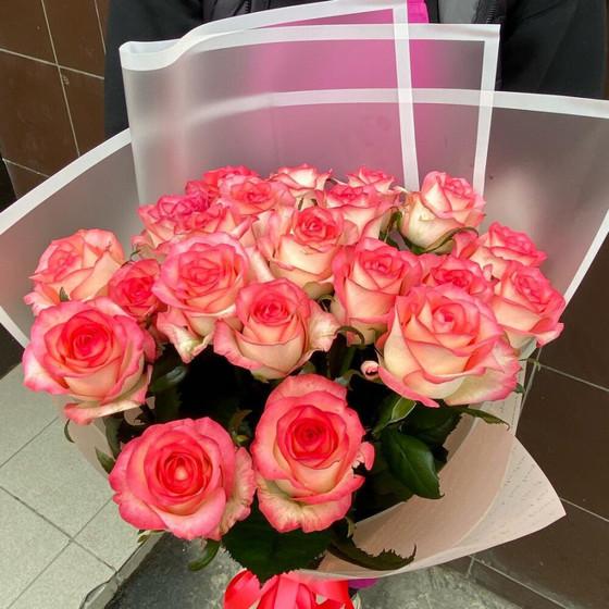 Букет «Красивые Розы Джумилии»