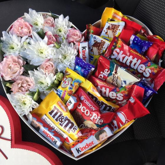 Коробка сладостей
