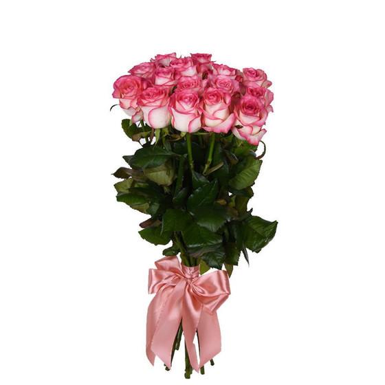 Роза Джумилия 50 см 11 шт. в крафте
