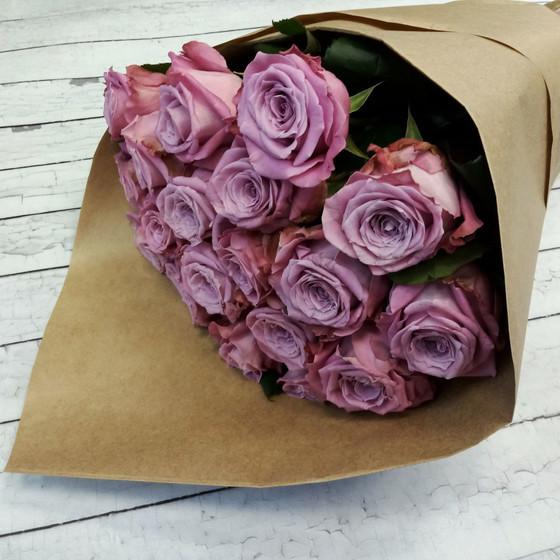 """Роза """"Маритим"""" 50 см, 19 шт."""