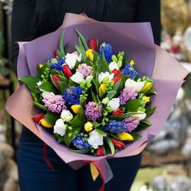 """Букет цветов """"Весенние фантазии"""""""