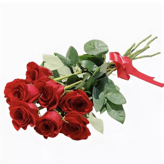 Букет «7 красных роз»