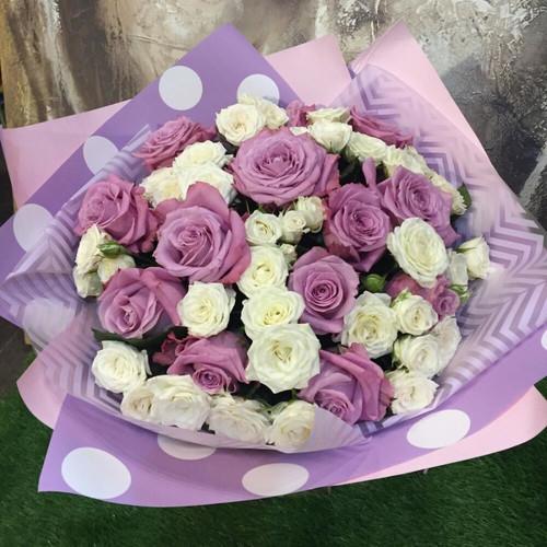 Букет роз София
