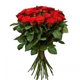Роза Эль Торо 60 см 31 шт.  в крафте