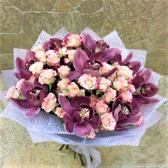 Розовая дымка (БК - 20034)
