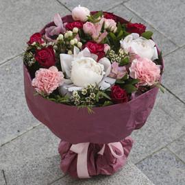 Букет «Цветочный романс»