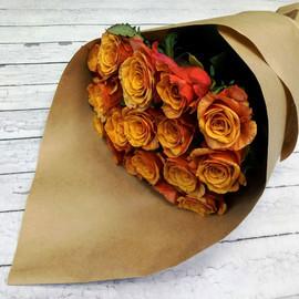 """Роза """"Испания"""" 60 см, 19 шт."""