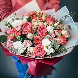 Букет Розовый Фламинго
