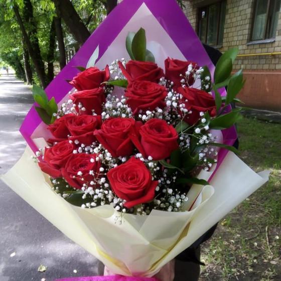 Розы «Для любимой»
