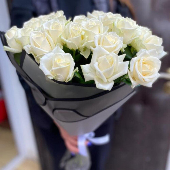 Букет «Розы для любимой»
