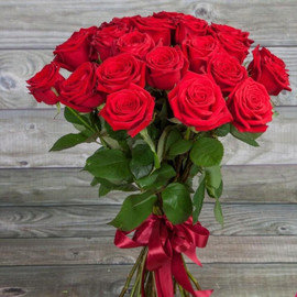 "Букет ""25 алых роз"""