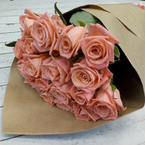 """Роза """"Карина"""" 60 см, 19 шт."""