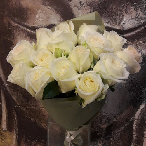 Букет из роз Крем