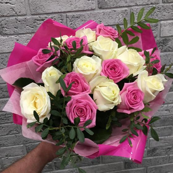 Букет из роз 3