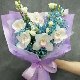 Букет «Орхидея»