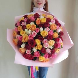 Любимой 101 роза