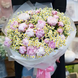 """Букет цветов """"Воздушный поцелуй"""""""