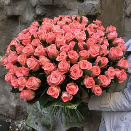 Роза Карина 60 см 101 шт.